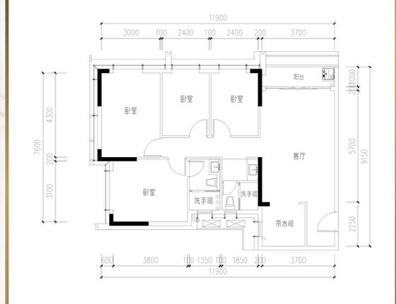 龙华红山府公寓